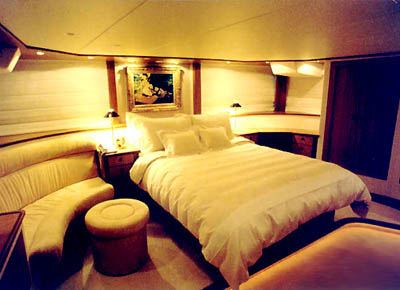 Dorothea's Master Stateroom
